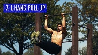 15 Different Pull-Ups for More Muscle