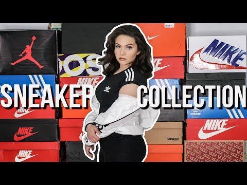 Sneaker Collection + TRY ON   Adidas, Nike, Jordan, Reebok