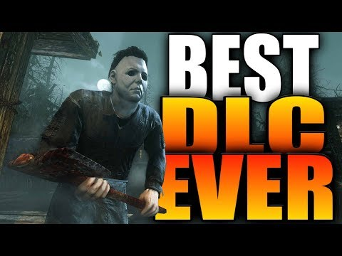 COD Ghosts Best DLC Maps Ever! Michael Myers Fog Gameplay