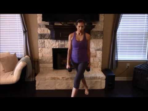Summer SlimDown Workout Series: Love Your Lower Body