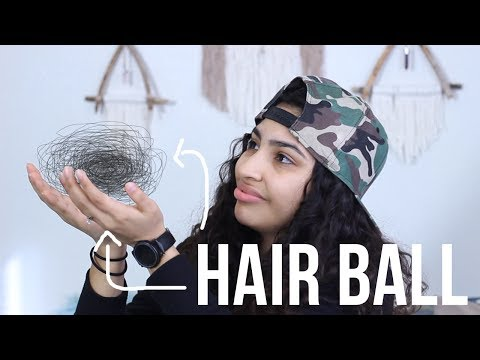 Causes Of Hair Fall + Thinning