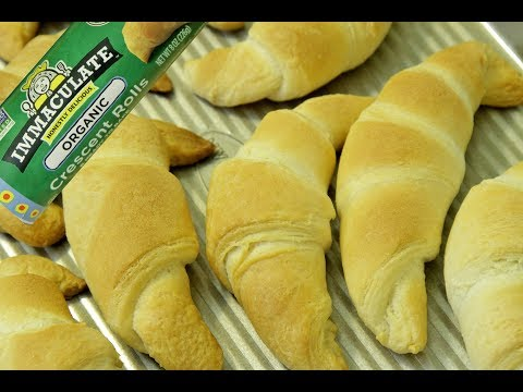 Immaculate Crescent Rolls