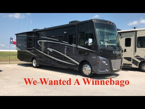 Living in an Airstream - Journal #2 - We wanted a Winnebago - S2E24
