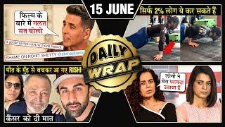 Kareena-Saif VACATION, Kangana On Rangoli, Hrithik's Super 30 In TROUBLE   Top 10 News
