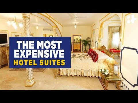 Indiatimes - The Most Expensive Hotel Suites In The World