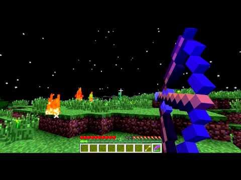 Minecraft Maxed Bow Enchantment