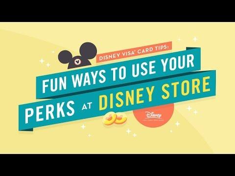 Disney Visa® Card Tips: Fun Ways to Use Perks at Disney Store