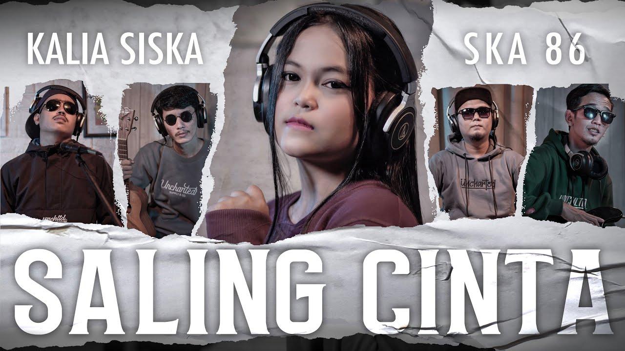 SALING CINTA | DJ KENTRUNG | KALIA SISKA ft SKA 86 |