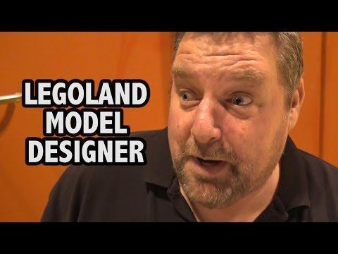 The Guy Behind LEGOLAND Park Models Around the World