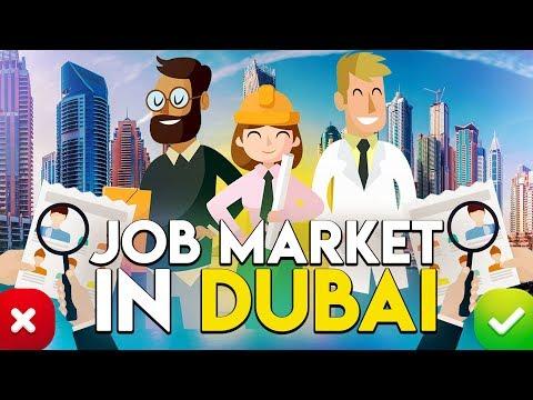 Job Market in Dubai 2018. Top 5 Tips.