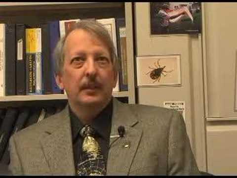 Dr Kirby Stafford: deer herd reduction and lyme disease