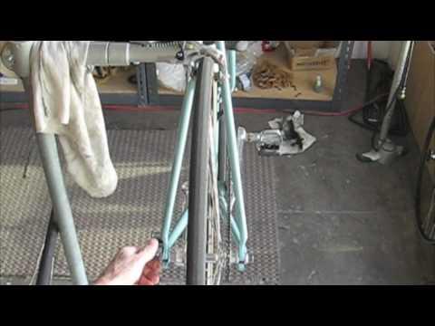 Rear wheel Install