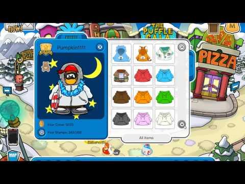 Free Club Penguin Super Rare Member Account 2014