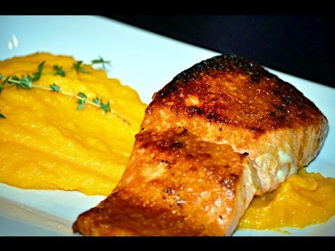 Reel Flavor - Brown Sugar Glazed Salmon