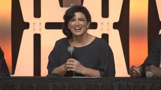 THE MANDALORIAN Star Wars Celebration Panel (2019) - Jon Favreau, Pedro Pascal, Gina Carano
