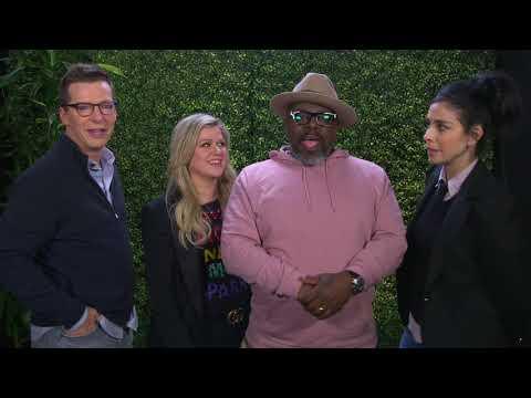 Hollywood Game Night: Red Nose Day || Team 2 Soundbites || SocialNews.XYZ