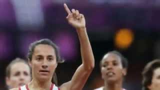 Asli Cakir Alptekin Turkey Wins Gold Medal In Womens 1500 Meters In L