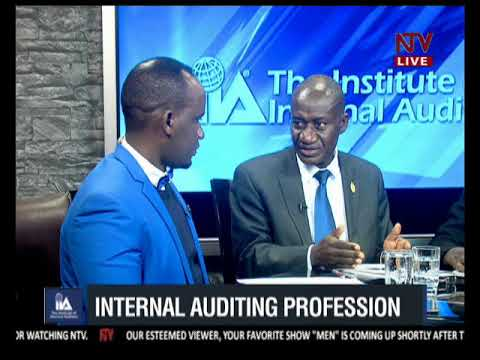 INTERNAL AUDITING PROFESSION IN UGANDA IAA TALKSHOW  11TH APRIL 2018
