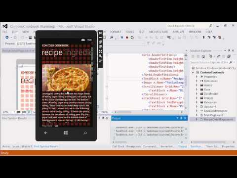 02 - Designing Windows Phone Apps
