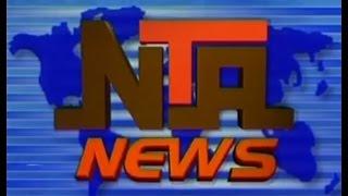 NTA Network News at 9pm     13th January 2017
