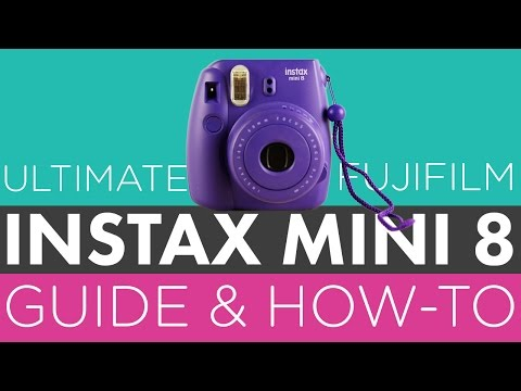 Ultimate Fujifilm Instax Mini 8 Guide