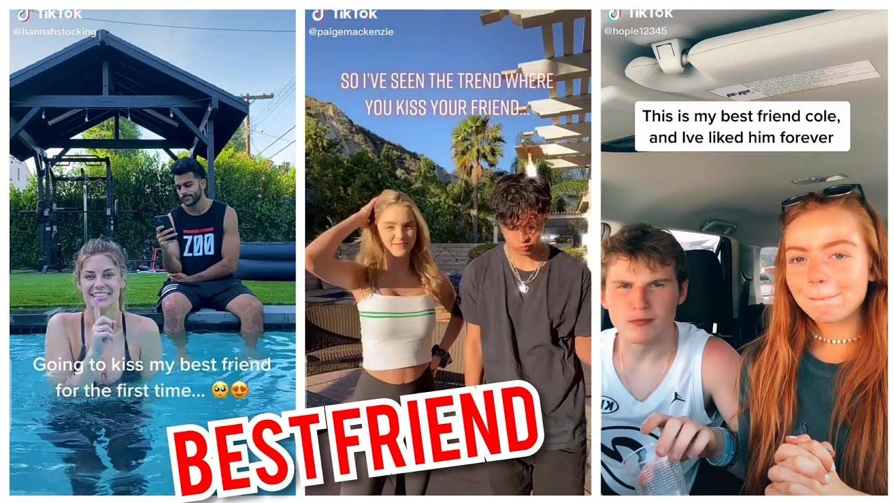 Part 2 : Best I Kissed My Best Friend Tik Tok Viral Compilation