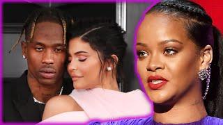 Travis Scott & Rihanna Past Relationship Exposed