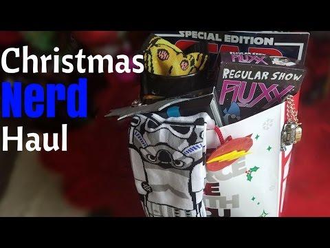 Christmas Nerd Haul