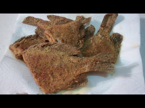 How To Pan Fry Killer Good Sunfish! Yum Baby Yum!