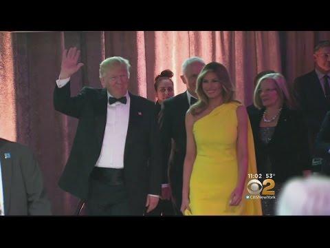 Trump Meets Australian PM In NYC