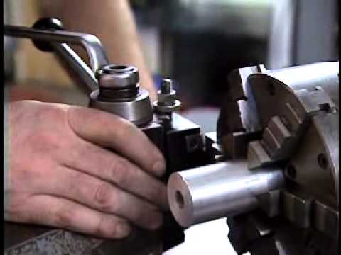 Essential Machining Skills: Working with a Lathe, Part One
