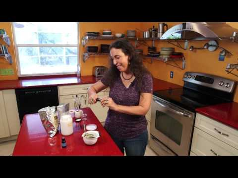 When to Apply Essential Oils: Creating