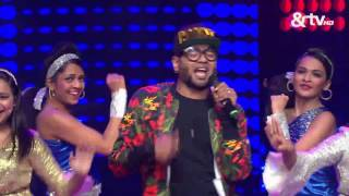 Benny Dayal - Disco Deewane - Liveshows - Episode 28 - The Voice India Kids