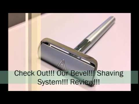 How to Prevent!!! Razor Bumps!!! on Face and Neck!!!   Bevel!!! Shaving System!!! Review!!!