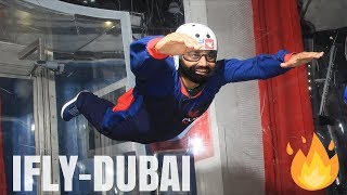 TIME TO FLY - IFLY DUBAI 🔥🔥🔥