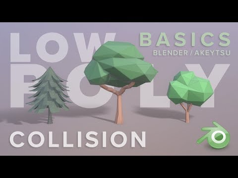 Creating Better Collision for Game Dev | Blender - UE4