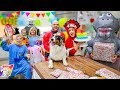 Download Halloween Surprise Birthday Party For Our Puppy! (Mystery Present!) In Mp4 3Gp Full HD Video