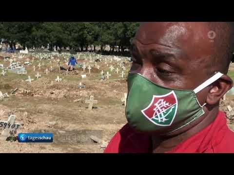 Corona in Brasilien - regionales Gesundheitssystem kollabiert - Die Lage verschärft sich zusehends