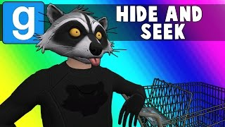 Gmod Hide and Seek - Shopping Cart Edition! (Garry