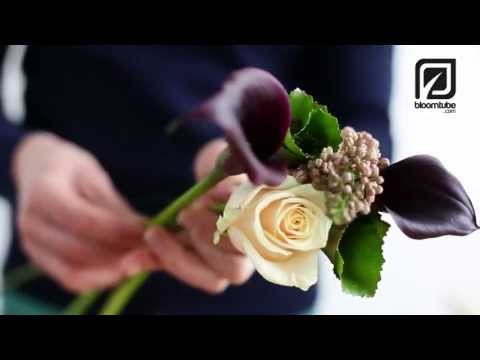 How to make a Bridal Bouquet Tutorial