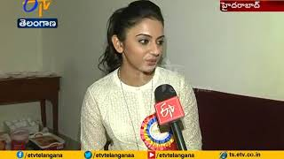 Interview with Actress Rakul Preet Singh | on International Day of the Girl Child Eve