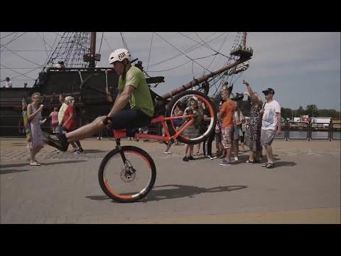 Mtb Stunt Grand Prix Ustka 2018 Vlog