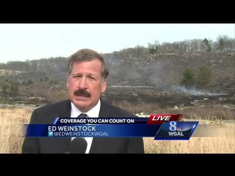 Controlled fires helping to