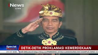 Upacara Peringatan Detik-detik Proklamasi Kemerdekaan RI - Special Report 17/08