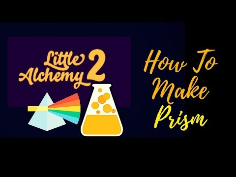 Little Alchemy 2-How To Make Prism Cheats & Hints