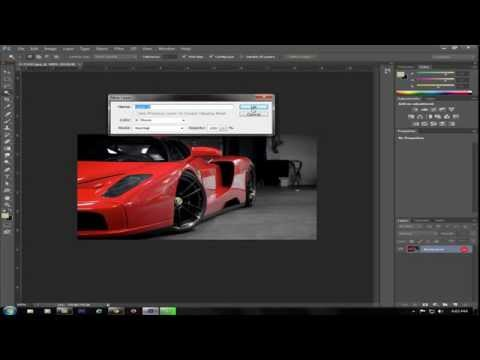 How To Change Car Color In Photoshop CS6 (HD) 2015/16!!! (In 2minutes)