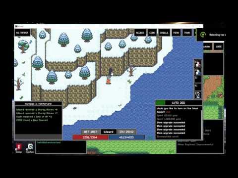 Adventure Land - The Code MMORPG - Showcase