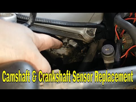 Ford Mondeo MK3 Cam & Crank Sensor Replacement Project ST220