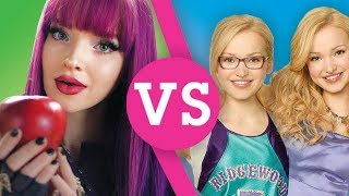 Dove VS Dove!! - Which Dove Cameron Character is the Best?