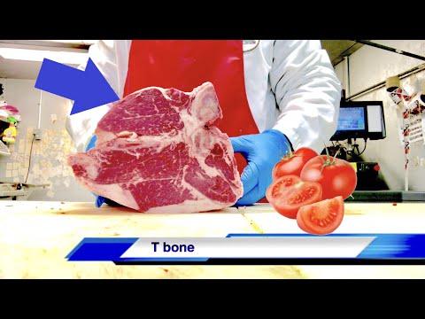 Como cortar un t bone  - como cortar un t-bone  -  t-bone  ? Los mejores cortes de carne de NY